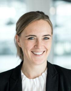 Portrait Laura Herrmann, Fotograf Oliver Tjaden