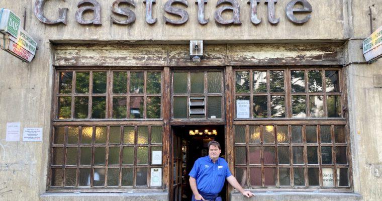 Des Kölners liebstes Wohnzimmer: zu Gast im Lommerzheim, oder: Köln ist ein Jeföhl